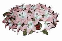 yapay karisik çiçek sepeti   Artvin çiçekçi mağazası
