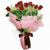 Artvin çiçek siparişi sitesi  12 adet kirmizi kalite gül
