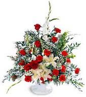 Artvin çiçekçiler  ucuz görsel çiçek karanfillerden özel aranjman