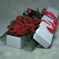 Artvin online çiçek gönderme sipariş  11 adet gülden kutu