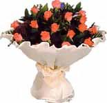 11 adet gonca gül buket   Artvin çiçek gönderme sitemiz güvenlidir