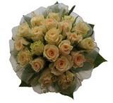 12 adet sari güllerden buket   Artvin uluslararası çiçek gönderme