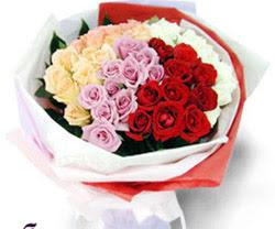 SEVENLERE ÖZEL 51 ADET GÜL  Artvin internetten çiçek satışı
