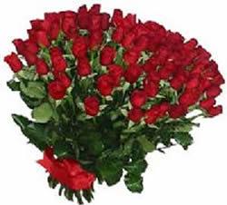 51 adet kirmizi gül buketi  Artvin çiçekçiler