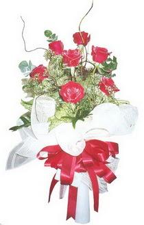 Artvin çiçek siparişi sitesi  7 adet kirmizi gül buketi
