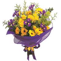 Artvin çiçek gönderme sitemiz güvenlidir  Karisik mevsim demeti karisik çiçekler