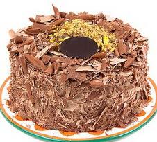 çikolatali 4 ile 6 kisilik yas pasta  Artvin çiçek servisi , çiçekçi adresleri