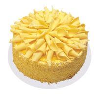 Muzlu pasta 4 ile 6 kisilik yas pasta  Artvin çiçekçi telefonları