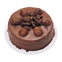 Kestaneli çikolatali yas pasta  Artvin çiçek , çiçekçi , çiçekçilik