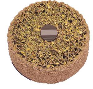 Krokanli 4 ile 6 kisilik yas pasta leziz  Artvin çiçek gönderme