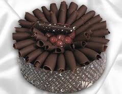 online pasta satisi 4 ile 6 kisilik çikolatali meyvali yaspasta  Artvin cicekciler , cicek siparisi