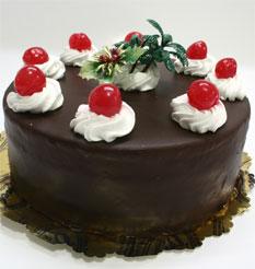 4 ile 6 kisilik yas pasta çikolatali taze pastaci  Artvin anneler günü çiçek yolla