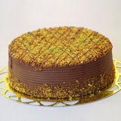 sanatsal pastaci 4 ile 6 kisilik krokan çikolatali yas pasta  Artvin cicek , cicekci