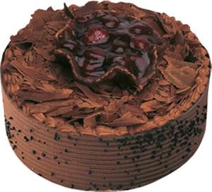 pasta satisi 4 ile 6 kisilik çikolatali yas pasta  Artvin çiçek , çiçekçi , çiçekçilik