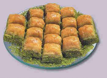 pasta tatli satisi essiz lezzette 1 kilo fistikli baklava  Artvin internetten çiçek siparişi