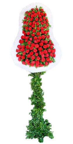 Dügün nikah açilis çiçekleri sepet modeli  Artvin İnternetten çiçek siparişi