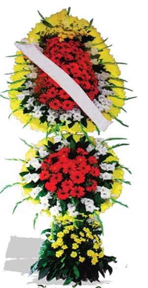 Dügün nikah açilis çiçekleri sepet modeli  Artvin çiçek yolla