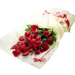 Çiçek gönderme 13 adet kirmizi gül buketi  Artvin çiçek satışı