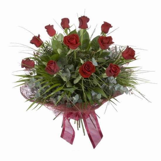 Etkileyici buket 11 adet kirmizi gül buketi  Artvin internetten çiçek satışı
