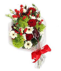 Karisik mevsim buketi çiçek tanzimi  Artvin internetten çiçek siparişi