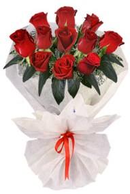 11 adet gül buketi  Artvin internetten çiçek siparişi  kirmizi gül