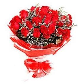 Artvin çiçek mağazası , çiçekçi adresleri  12 adet kırmızı güllerden görsel buket