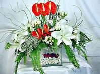 Artvin çiçek mağazası , çiçekçi adresleri  Anthurim Kazablanka  gül