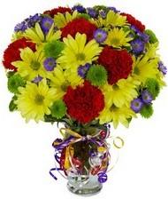En güzel hediye karışık mevsim çiçeği  Artvin hediye çiçek yolla