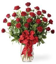 Sevgilime sıradışı hediye güller 24 gül  Artvin 14 şubat sevgililer günü çiçek