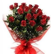 İlginç Hediye 21 Adet kırmızı gül  Artvin internetten çiçek siparişi