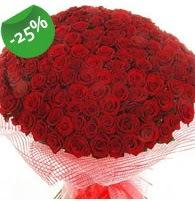 151 adet sevdiğime özel kırmızı gül buketi  Artvin çiçek siparişi sitesi