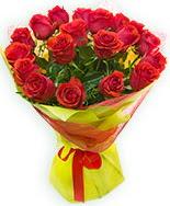 19 Adet kırmızı gül buketi  Artvin çiçek siparişi vermek