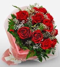 12 adet kırmızı güllerden kaliteli gül  Artvin çiçek siparişi vermek