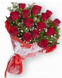 11 kırmızı gülden buket  Artvin güvenli kaliteli hızlı çiçek