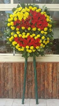 Cenaze çelengi çiçek modeli  Artvin çiçek mağazası , çiçekçi adresleri