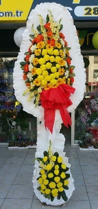 Çift katlı düğün nikah açılış çiçeği  Artvin güvenli kaliteli hızlı çiçek