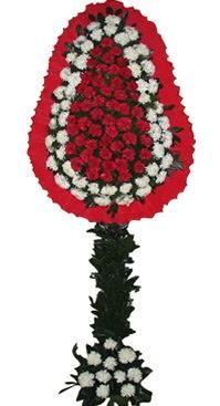 Çift katlı düğün nikah açılış çiçek modeli  Artvin çiçekçi mağazası