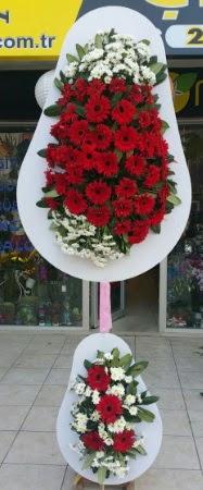 Çift katlı düğün nikah işyeri açılış çiçeği  Artvin İnternetten çiçek siparişi