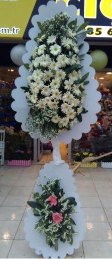 Çift katlı düğün nikah açılış çiçeği  Artvin çiçekçi telefonları