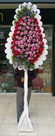 Tekli düğün nikah açılış çiçek modeli  Artvin çiçek satışı
