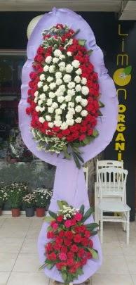 Çift katlı işyeri açılış çiçek modeli  Artvin ucuz çiçek gönder