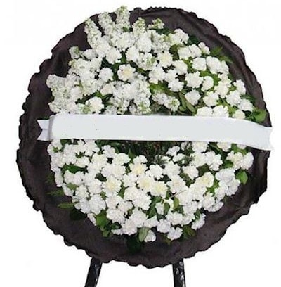 Cenaze çelengi çiçeği modelleri  Artvin internetten çiçek satışı