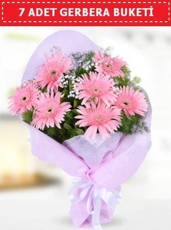 Pembe Gerbera Buketi  Artvin çiçek , çiçekçi , çiçekçilik