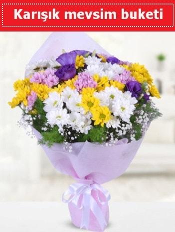 Karışık Kır Çiçeği Buketi  Artvin güvenli kaliteli hızlı çiçek