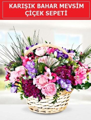 Karışık mevsim bahar çiçekleri  Artvin ucuz çiçek gönder