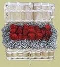Artvin cicekciler , cicek siparisi  Sandikta 11 adet güller - sevdiklerinize en ideal seçim